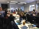 Obrady partnerstwa Jobs and Skills in the Local Economy w Jelgavie
